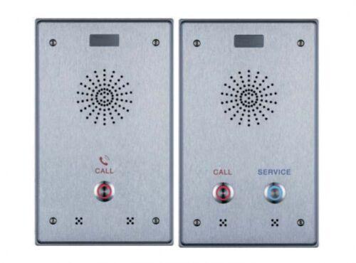 I12 Domofon VoIP 2 przyciski - Fanvil