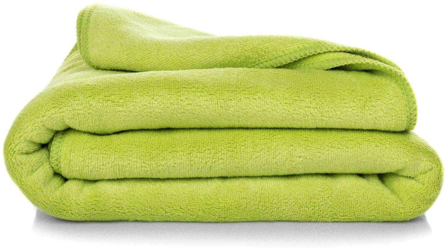 Ręcznik Kąpielowy Eurofirany Amy 05 380 g/m2 Limonka 30x30
