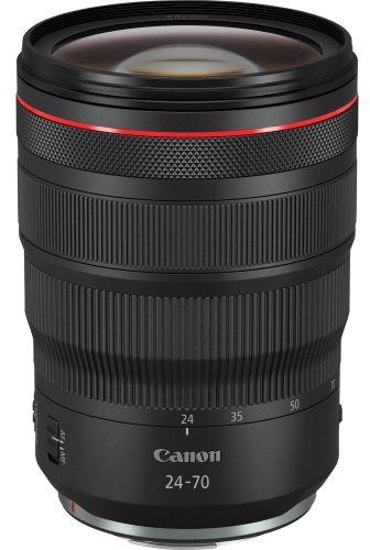 Obiektyw Canon RF 24-70mm f2.8 L IS USM - letni cashback 890zł
