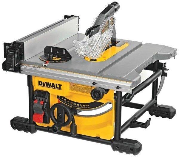 uniwersalna pilarka stołowa 1850W, 210/30mm DeWalt [DWE7485]