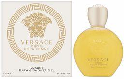 Versace Eros Pour Femme żel pod prysznic, 1 opakowanie (1 x 200 ml)