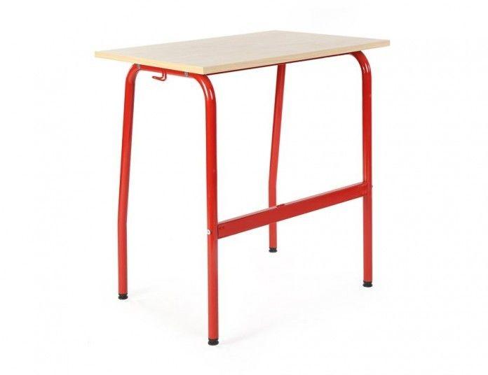 Ławka, stół szkolny 1 osobowy Olek 700x500