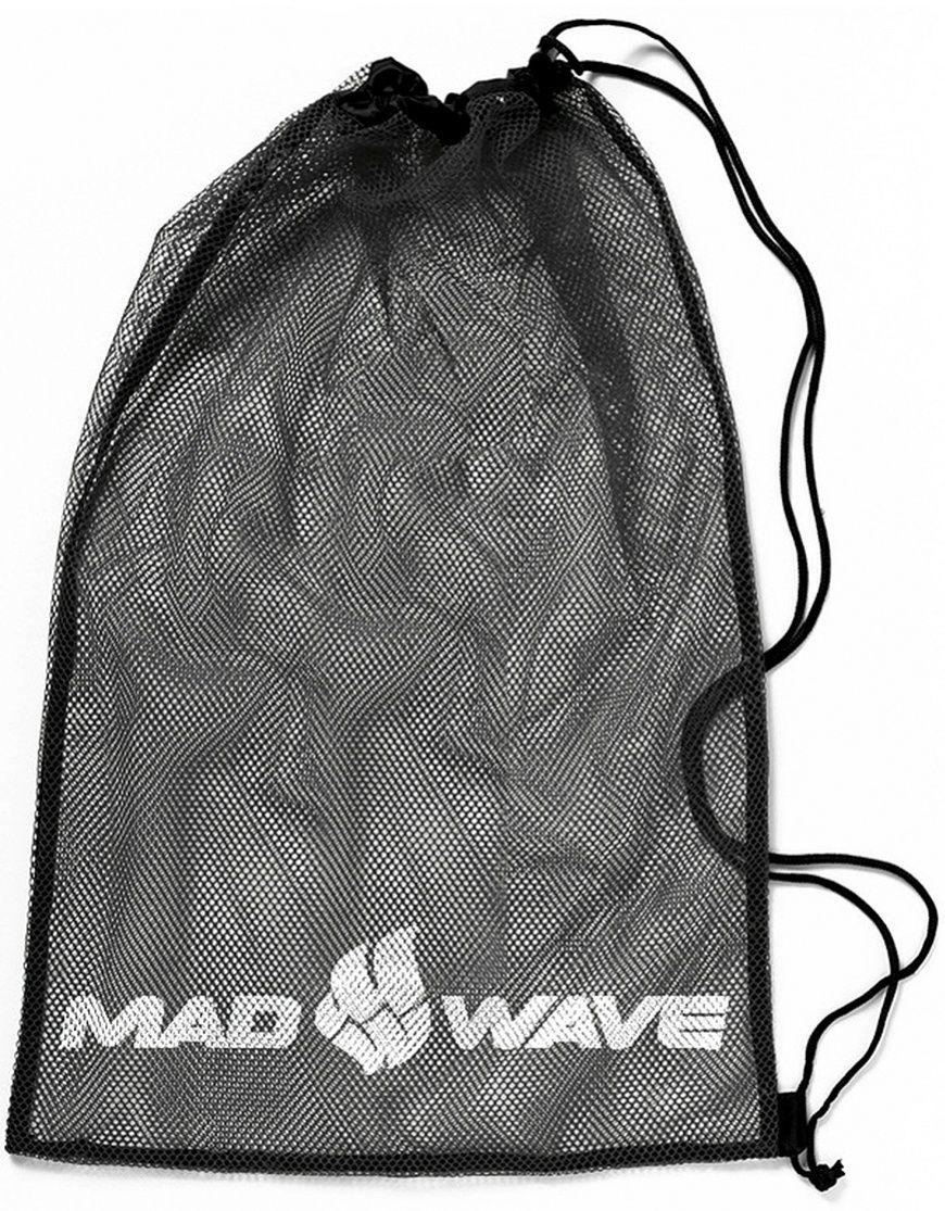Torba treningowa mad wave dry czarny