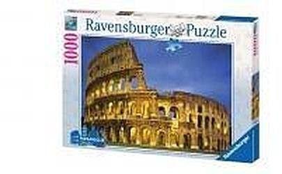 Puzzle Ravensburger 1000 - Mapa świata, Portrait of the Earth