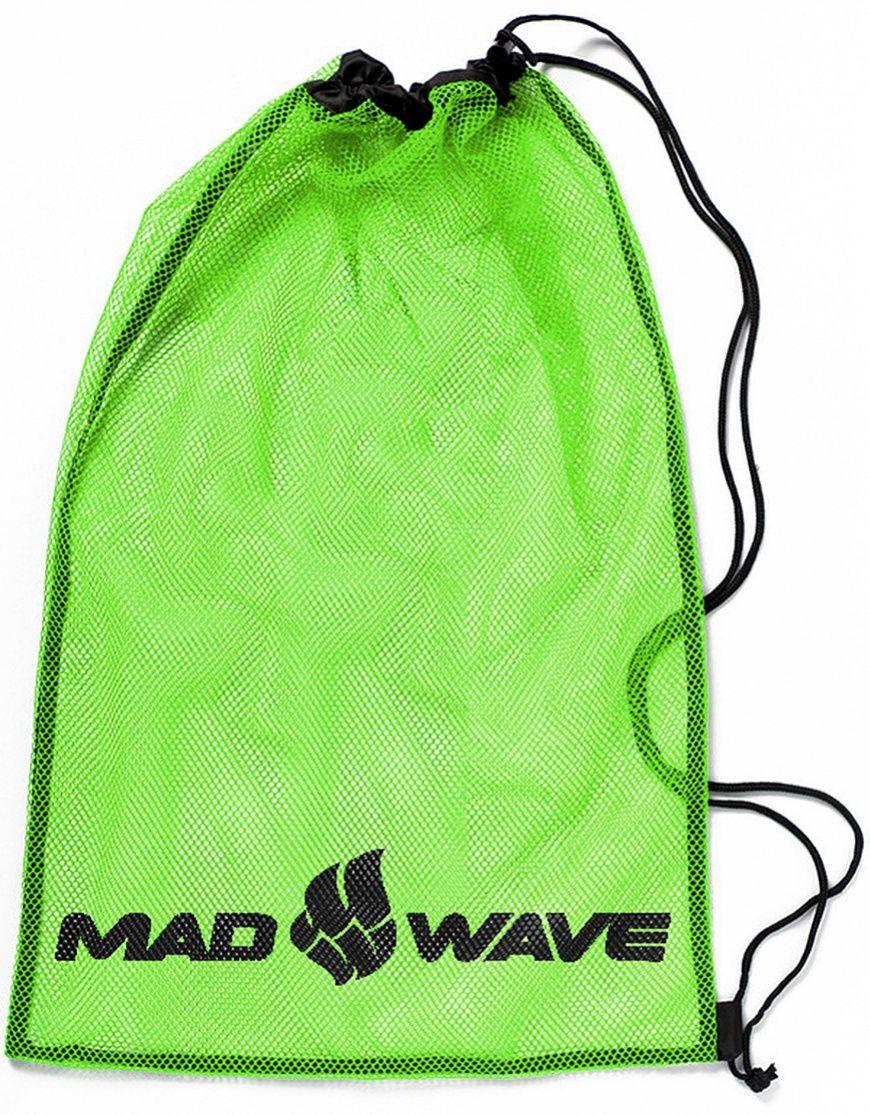 Torba treningowa mad wave dry zielony