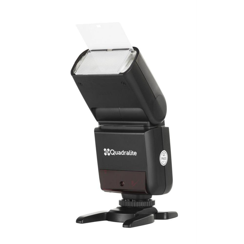Quadralite Stroboss 36evo C - lampa błyskowa reporterska do Canon Quadralite Stroboss 36evo C