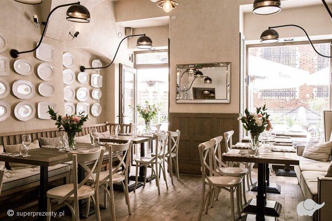 Romantyczna kolacja w Restauracji Bianca w Krakowie
