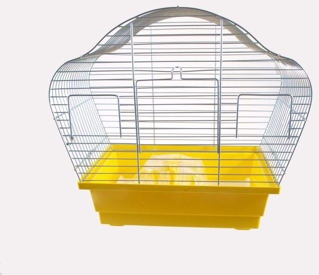 INTER ZOO - Klatka dla ptaków/papug Beta mini ocynk 35x20x34cm