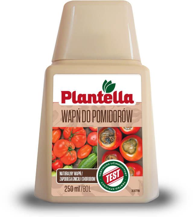 Wapń do pomidorów, ogórków odżywka 250ml. Nawóz organiczny Bio Plantella.