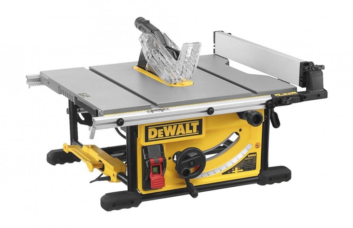 uniwersalna pilarka stołowa 250/30mm, 2000W, DeWalt [DWE7492]