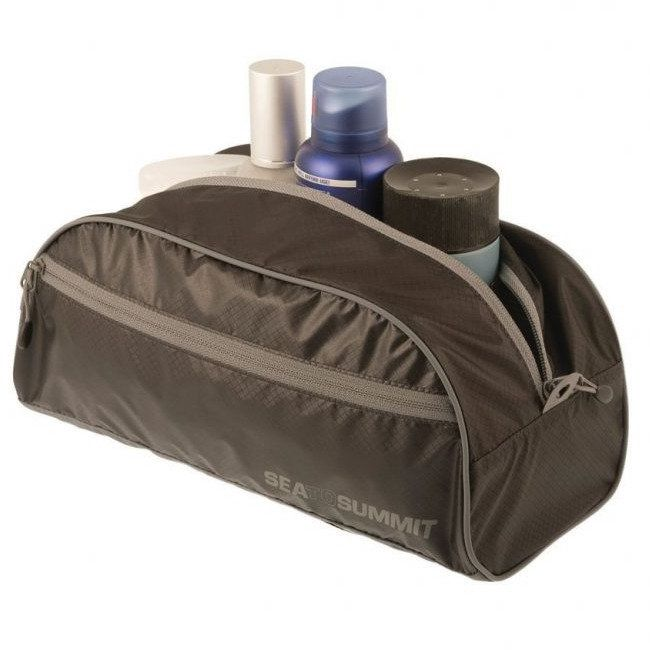 Kosmetyczka Sea to Summit Toiletry Bag L - black/grey
