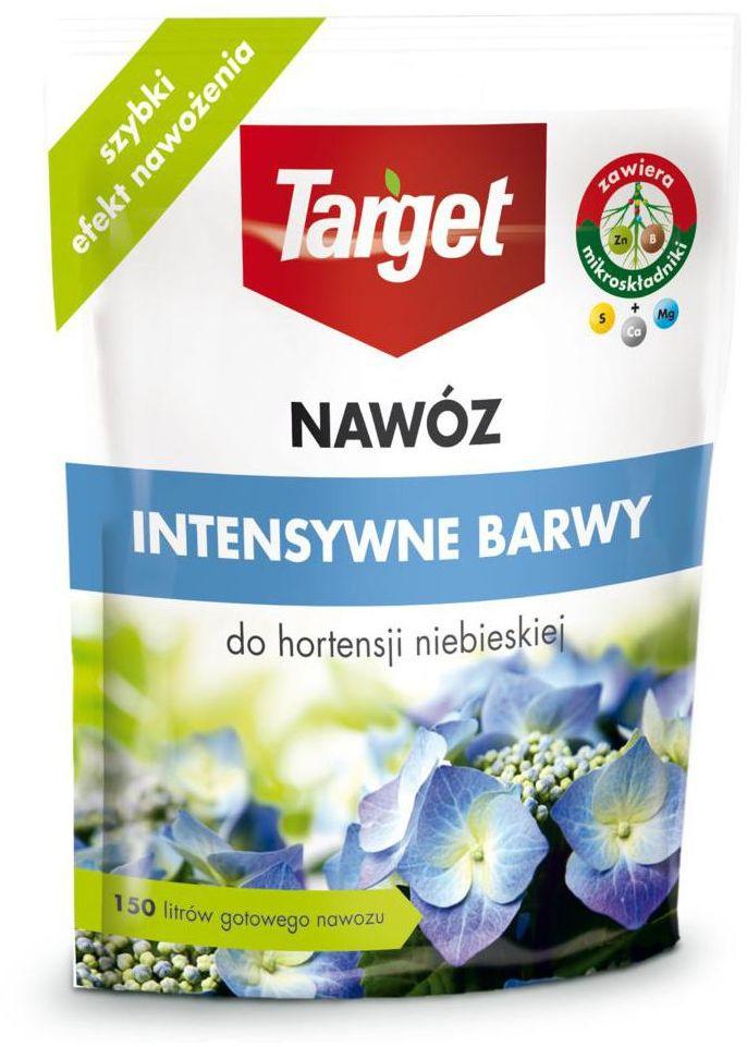 Nawóz do hortensji INTENSYWNE BARWY 0,15 kg TARGET