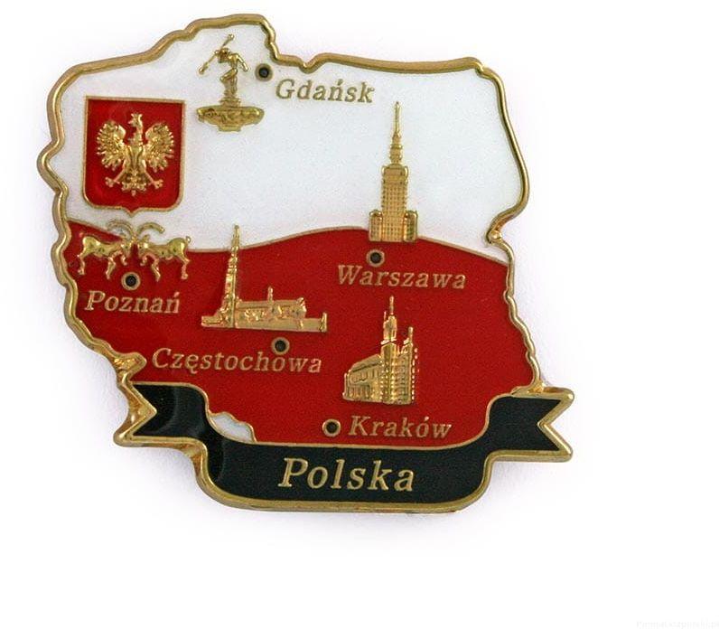 Kontur Polski - magnes