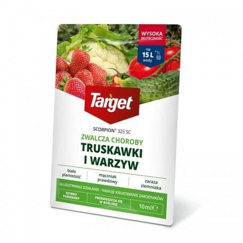 Scorpion 325 sc  zwalcza choroby truskawek i warzyw  10 ml target