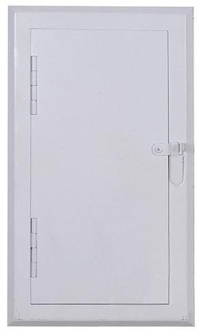 Drzwi rewizyjne NORDflam 140 x 140 mm białe