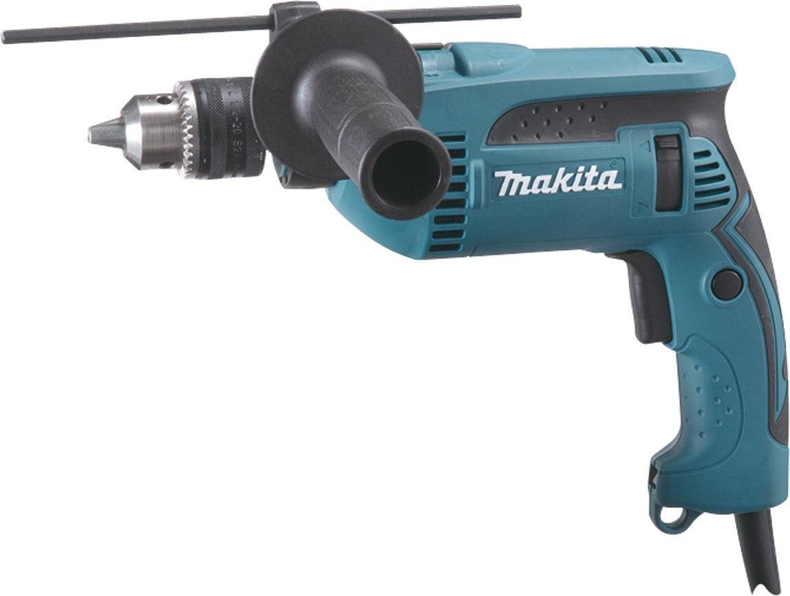 elektryczna jednobiegowa wiertarka udarowa 680W Makita [HP1640]