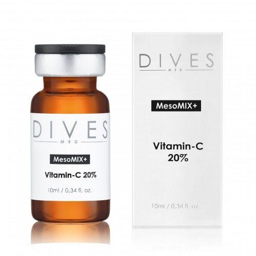 DIVES Med. Vitamin C 20% 10ml