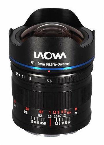 Obiektyw Laowa 9mm f/5,6 FF RL do Leica L + uchwyt filtrowy 100x100 i 100x150 gratis (oferta ważna do wyczerpania zapasów)