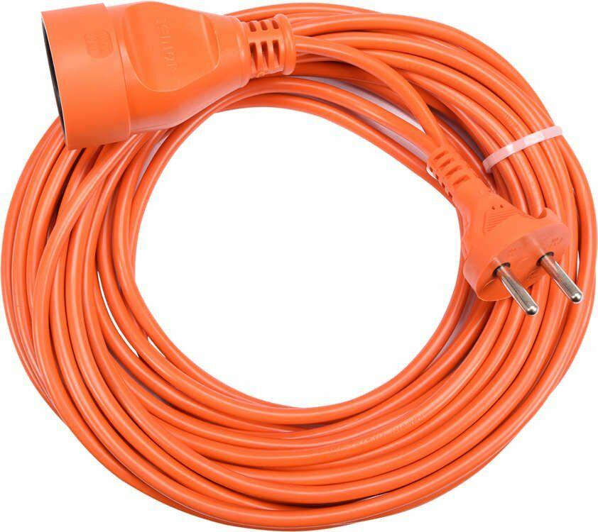Przedłużacz pomarańczowy 10m 82671 - ZYSKAJ RABAT 30 ZŁ