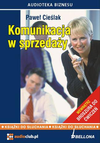 Komunikacja w sprzedaży - Audiobook.