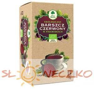 BARSZCZ CZERWONY PIRAMIDKI BIO (15 x 5 g) 75 g - DARY NATURY