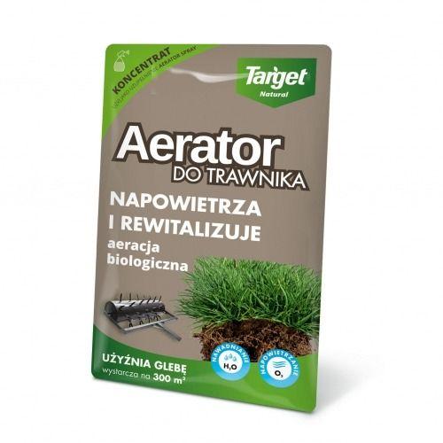 Aerator do trawnika w płynie  koncentrat  30 ml target