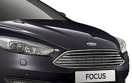 lakier do wyprawek w aerozolu Ford Shadow Black (Mica)  2276898