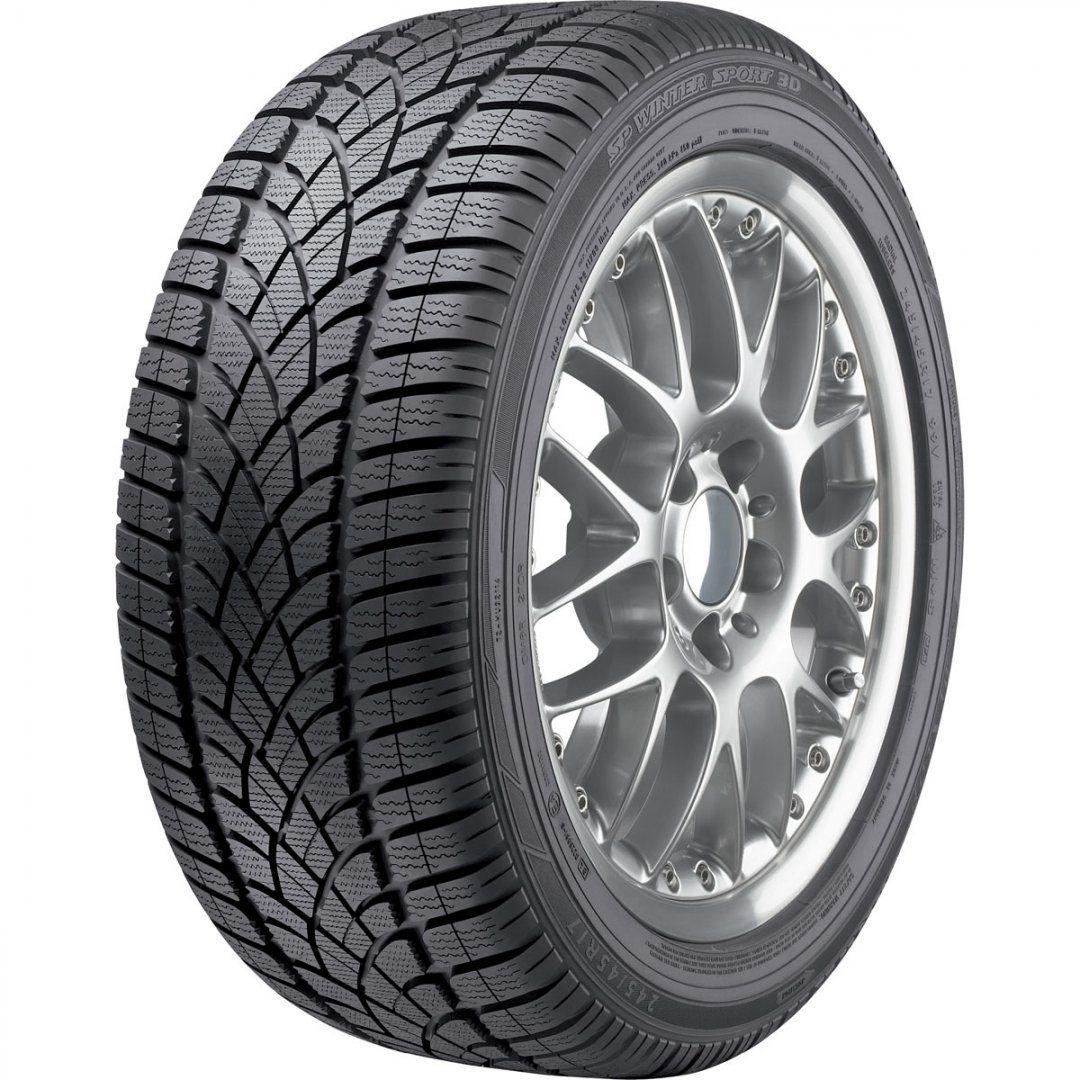 Dunlop SP Winter Sport 3D 295/30R19 100W MFS RO1 XL DOT15
