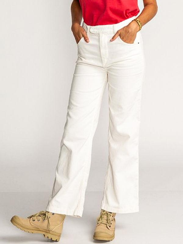 Billabong TAKE CHARGE COOL WIP spodnie lniane kobiety - 28