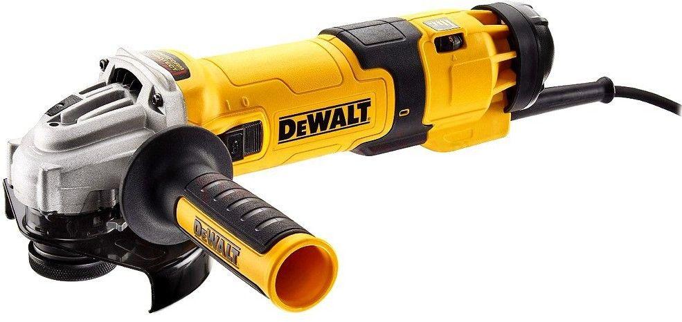 DWE4257 Szlifierka kątowa 125mm 1500W suwak
