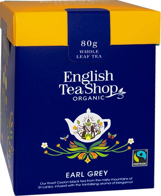 ETS Earl Grey 80 g