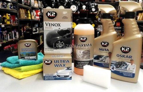 K2 Zestaw Maxima hydro wosk + 5 produktów