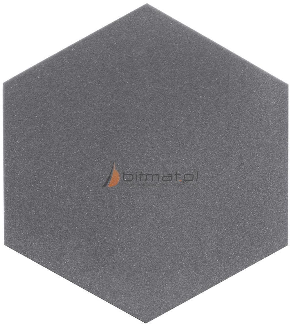 Panel akustyczny hexagon sześciokąt mata pianka 50x50cm x 3cm lub 5cm