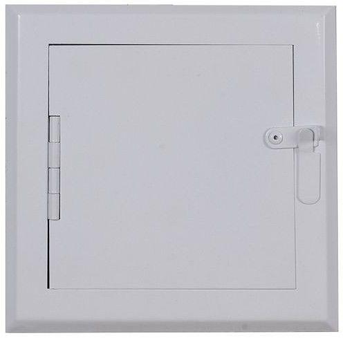 Drzwi rewizyjne NORDflam 140 x 140 mm brązowe