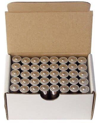 Baterie AAA / LR03 Panasonic Powerline Industrial - 40 sztuk