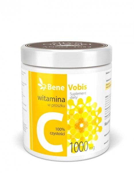 Bene Vobis - Witamina C w 100 % z batatów (słodkich ziemniaków) - 1kg