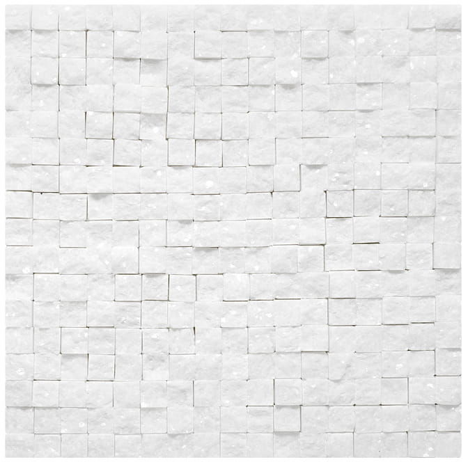 DUNIN Decore mozaika Crystal White Rock 18