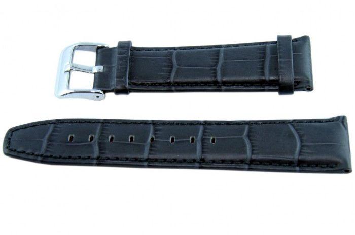 Pasek BISSET BS160 20mm czarny