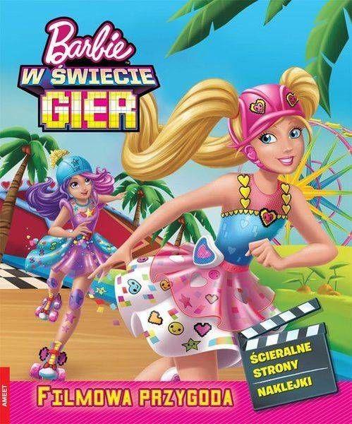 Filmowa przygoda. Barbie w świecie gier - praca zbiorowa