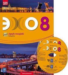 Język rosyjski echo podręcznik dla klasy 8 szkoły podstawowej 17981j 805/2/2018 ZAKŁADKA DO KSIĄŻEK GRATIS DO KAŻDEGO ZAMÓWIENIA