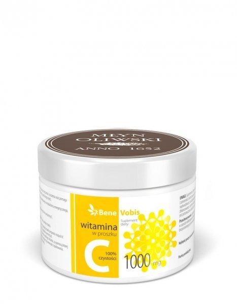 Bene Vobis - Witamina C w 100% z batatów (słodkich ziemniaków) - 500g