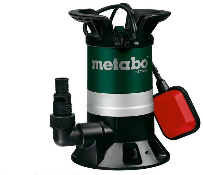 METABO POMPA DO WODY BRUDNEJ PS 7500 S