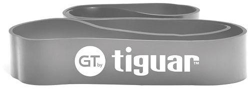 Guma treningowa power band GT IV tiguar (szara)