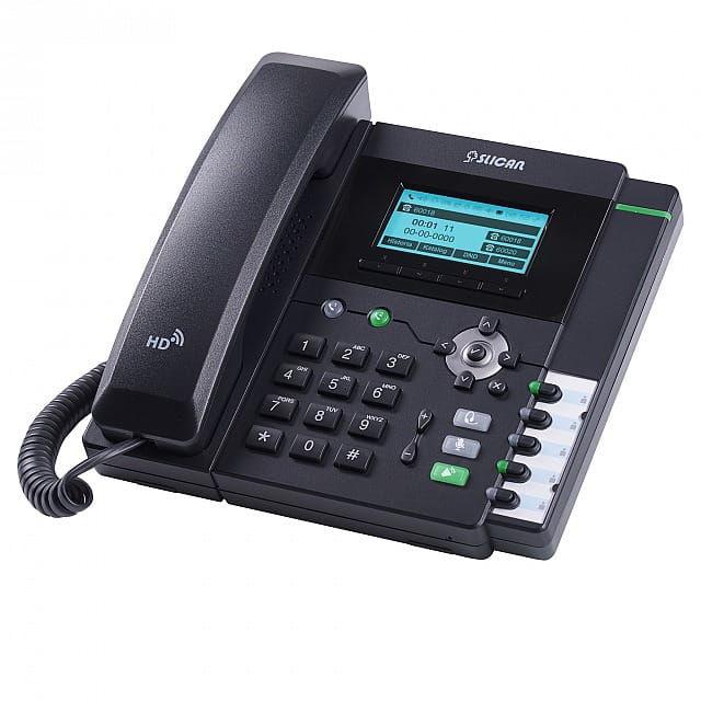 Slican VPS-803TP - telefon VoIP 2 konta SIP