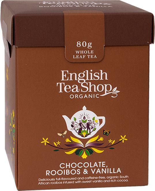 ETS Chocolate, Rooibos & Vanilla 80 g