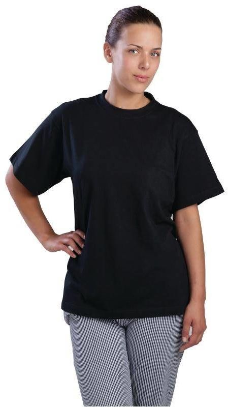 Koszulka unisex czarna różne rozmiary