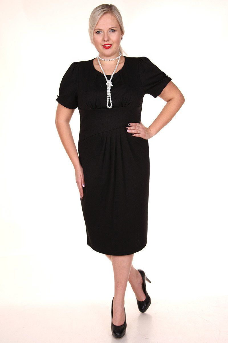 Sukienki Sukienka Suknie FSU237 CZARNY