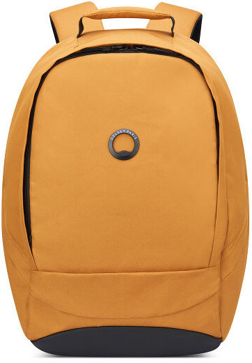 Delsey Securban Plecak RFID 40 cm przegroda na laptopa gelb