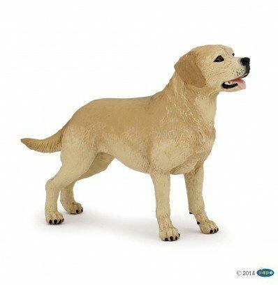 Figurka pies Labrador - PAPO