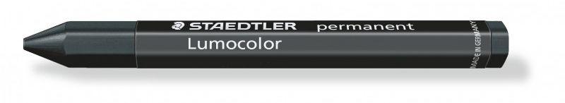 Kredka specjalistyczna Lumocolor omnigraph 231951 232057, Kolor: Czarna nr 2057